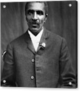 George Washington Carver (c1864-1943) Acrylic Print