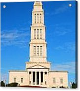 George Washington Masonic National Memorial  Acrylic Print