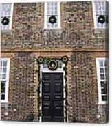 George Wythe House Williamsburg Acrylic Print