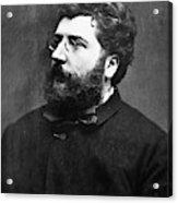 Georges Bizet (1838-1875) Acrylic Print