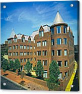 Georgetown Apartments - 1980s Acrylic Print