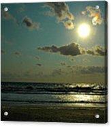 Georgia Coast Sunrise Acrylic Print