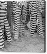 Georgia Prisoners, 1941 Acrylic Print