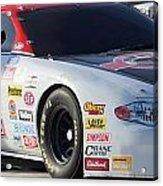 Georgia Racing Hall Of Fame Car Acrylic Print