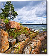 Georgian Bay Acrylic Print