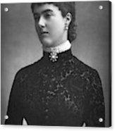 Georgina Ward (1846-1929) Acrylic Print