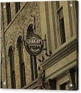 Georgio's Pizza Grand Rapids Michigan Acrylic Print