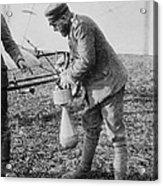 German Aeroplane Bomb, World War I Acrylic Print