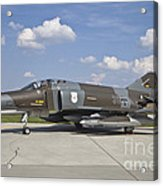 German Air Force F-4f Phantom II Acrylic Print