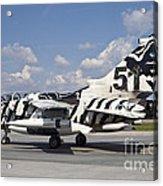 German Air Force Tornado Aircraft Acrylic Print