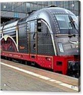 German Electric Train Munich Germany Acrylic Print
