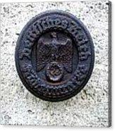 German Reich Seal Acrylic Print