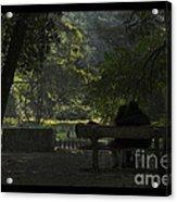 Romantic Moments Acrylic Print