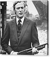 Get Carter  Acrylic Print by Silver Screen