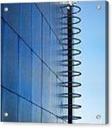 Getty Center Ladder Acrylic Print