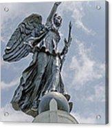 Gettysburg Angel 2 Acrylic Print