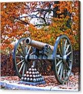 Gettysburg High Water Mark Acrylic Print