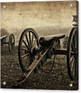 Gettysburg Revisited Acrylic Print