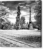 Gettysburg Soldier's Cemetery Acrylic Print