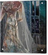 Ghost Bride Acrylic Print
