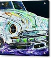 Ghost Car Acrylic Print