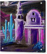 Ghost Mission Acrylic Print