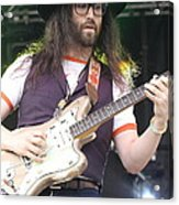 Ghost Of A Saber Tooth Tiger - Sean Lennon Acrylic Print