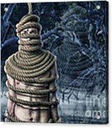 Ghost Of Doom Acrylic Print