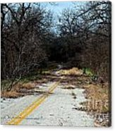 Ghost Road IIi Acrylic Print