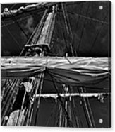Ghost Ship Acrylic Print