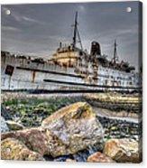 Ghost Ship Ll Acrylic Print