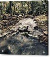 Ghost Stream Acrylic Print
