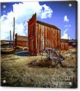 Ghost Towns In The Southwest Acrylic Print