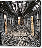 Ghost Train Revisited Acrylic Print