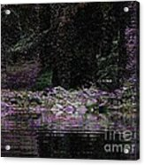 Ghosts In Twilight Acrylic Print