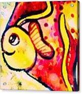 Gia  Acrylic Print