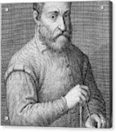 Giacomo Barozzi Da Vignola (1507-1573) Acrylic Print