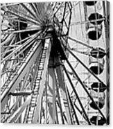 Giant Wheel Acrylic Print