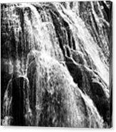 Gibbon Falls Acrylic Print by Bill Gallagher