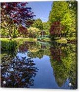 Gibbs Garden Acrylic Print