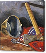 Gifts Of The Ax Makers Acrylic Print by Jennifer Richard-Morrow