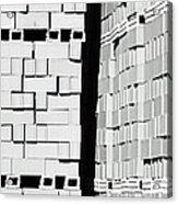 Gigabyte Storage Acrylic Print