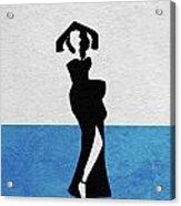 Gilda Acrylic Print