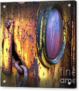 Gilded Age Revisited Acrylic Print by The Stone Age