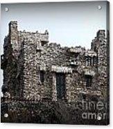 Gillette Castle Acrylic Print