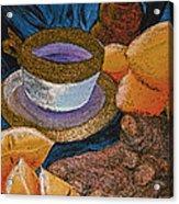 Ginger Lemon Tea 2 By Jrr Acrylic Print