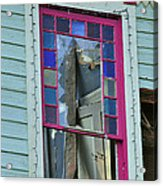 Burnt Gingerbread At The Pride House Jefferson Texas Acrylic Print