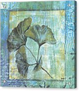 Gingko Spa 2 Acrylic Print