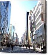 #ginza#tokyo Acrylic Print