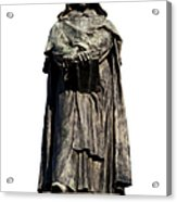Giordano Bruno Acrylic Print